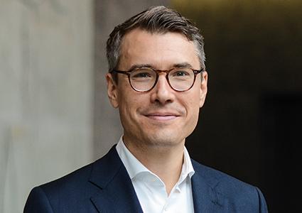 Martin Ulbrich, Partner bei Hengeler Mueller